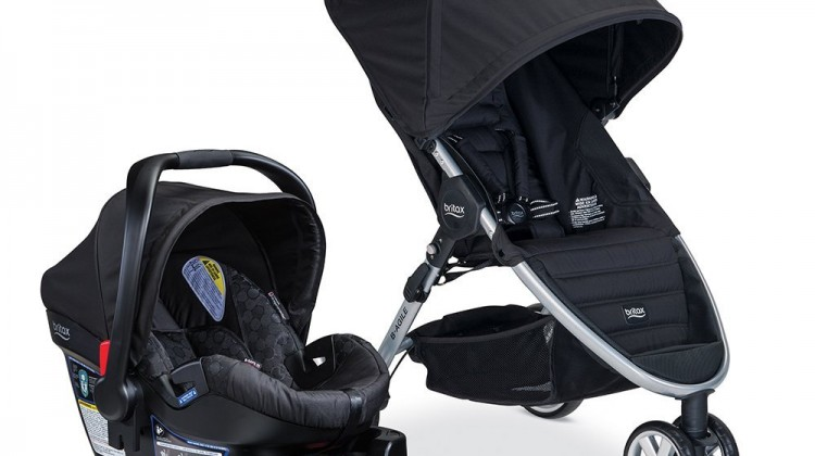 Britax B-Agile 35 Travel System Reviews
