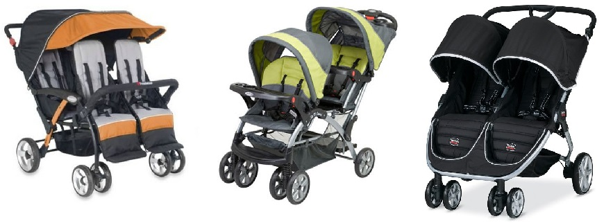 Best Double Strollers 2016