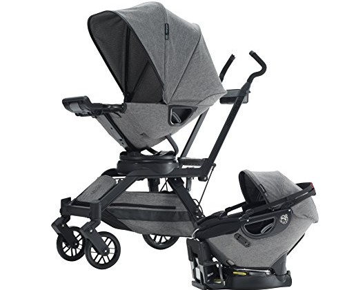 Orbit Baby Porter Collection Limited Edition Stroller Review