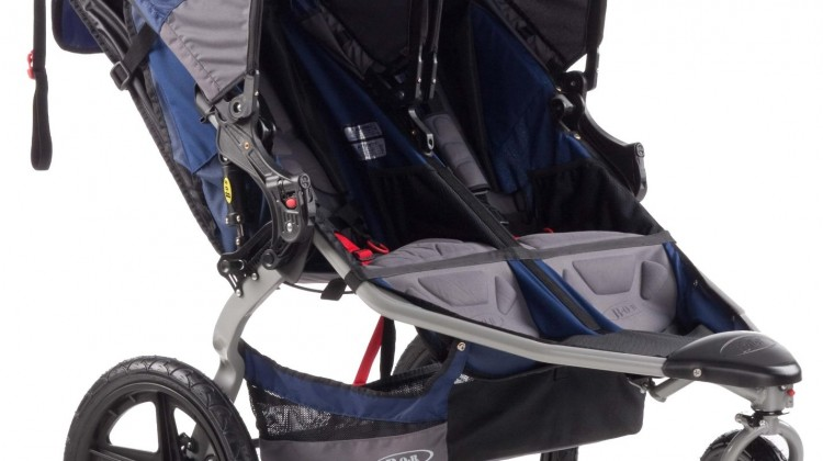 BOB Revolution SE Duallie Stroller Reviews