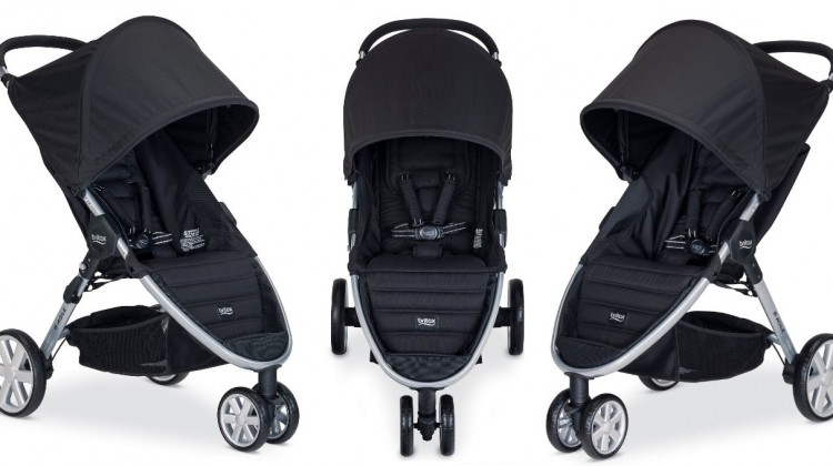 Britax 2014 B-Agile and B-Safe Travel System Reviews