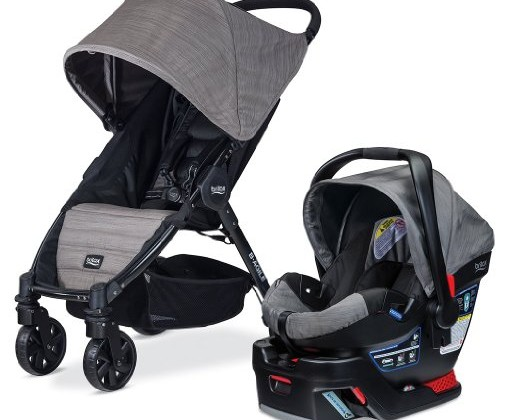 Britax B-Agile 4/B-Safe 35 Travel System reviews