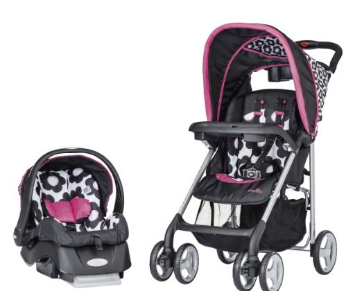 Evenflo Journeylite Travel System Reviews