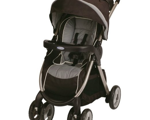 Graco Fastaction Fold Stroller Reviews