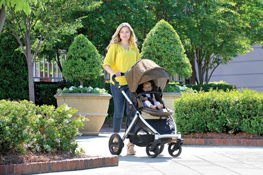 Britax B-Ready Stroller Reviews 2016