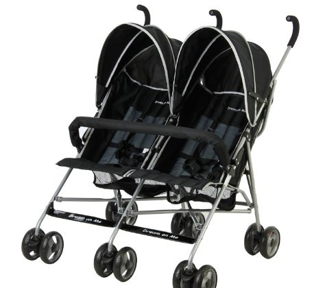 Dream On Me Double Twin Stroller Reviews