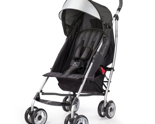 Summer Infant 2015 3D Lite Convenience Stroller, Black Reviews