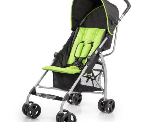 Summer Infant Go Lite Convenience Stroller, Go Green Go Reviews