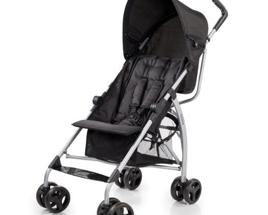 Summer Infant Go Lite Convenience Stroller, Black Jack Reviews