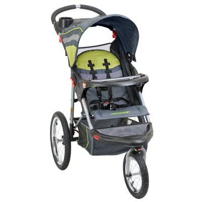 Baby Trend Expedition Jogger Stroller Carbon