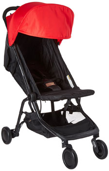 Mountain Buggy 2016 Nano Stroller