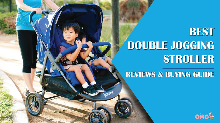15 Best Double Jogging Stroller​ Reviews 2018