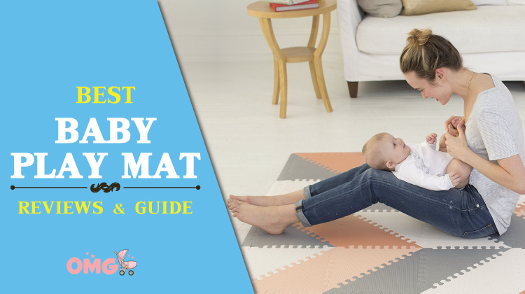 Best Baby Play Mat in 2017  : Reviews with Buying Guide