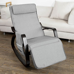 SoBuy New Relax Rocking Chair