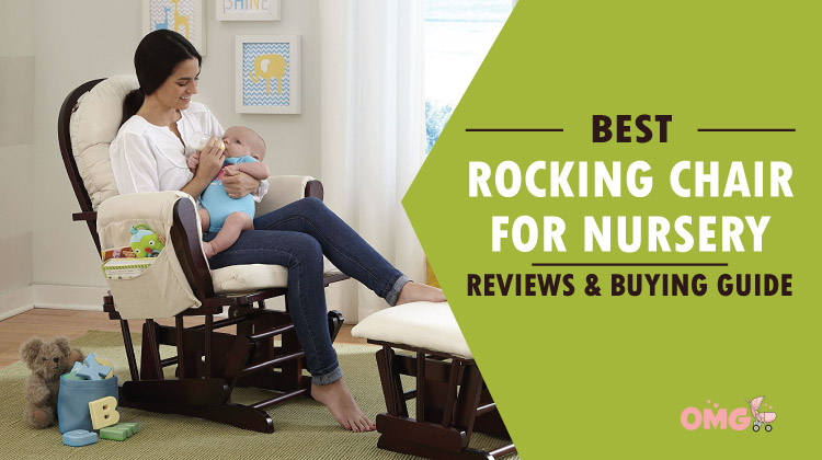 Great Best Rocking Chair For Nursery In 2017: (Reviews With Buying Guide) [OMG  Stroller]