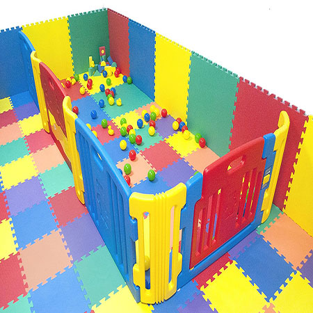 Wonder-Mat-6-Piece-Non-Toxic-Non-Recycled-Extra-Thick-Rainbow-Playmats