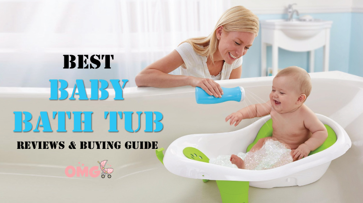 Best Baby Bath Tub Reviews with Complete Buying Guide