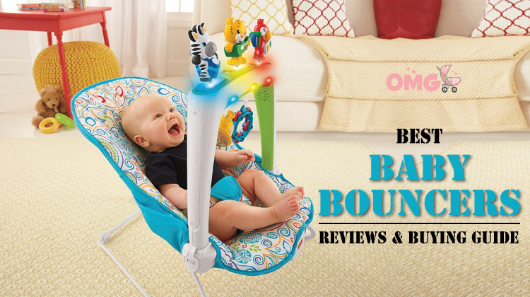 Top 12 Baby Bouncers Reviews 2017