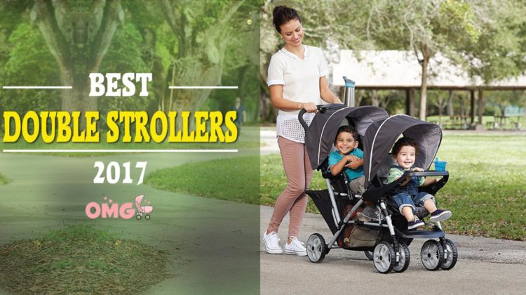 13 Best Double Strollers Reviews 2018