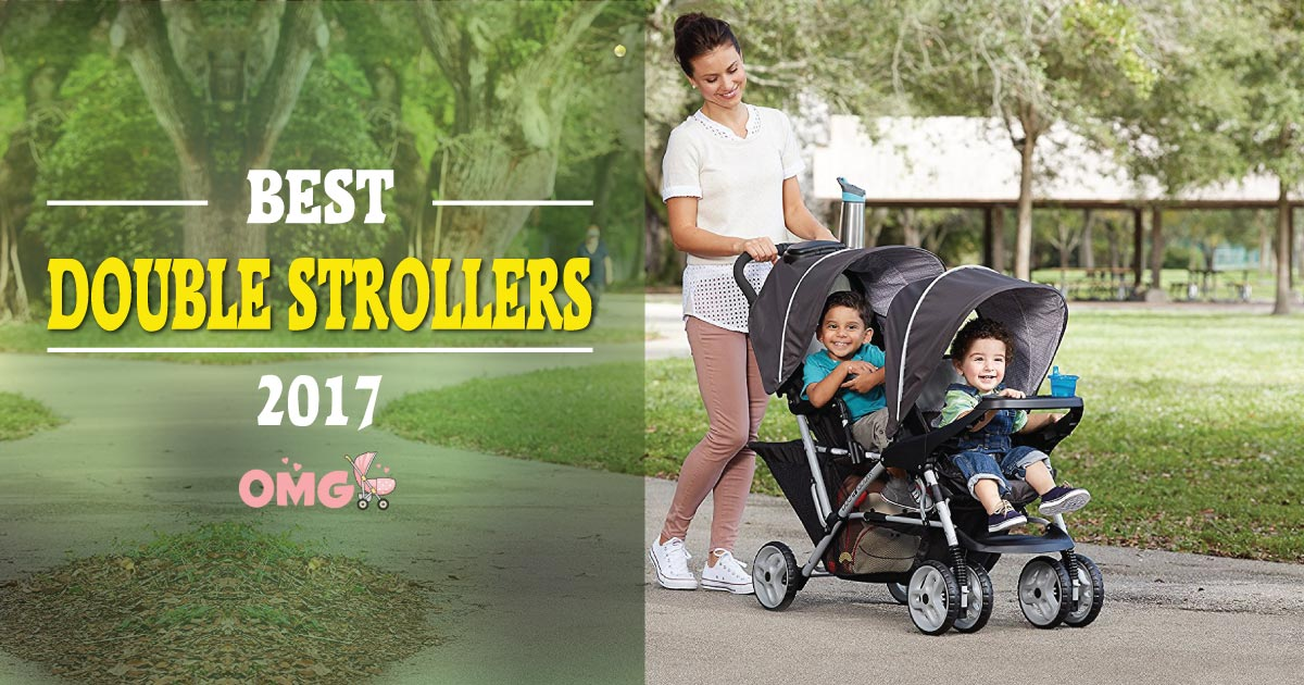 Best Double Strollers Reviews