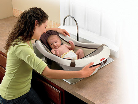 Fisher-Price-Calming-Waters-Vibration-Bathing-Tub