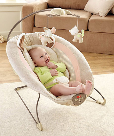 Fisher-Price-My-Little-Snugapuppy-Deluxe-Bouncer