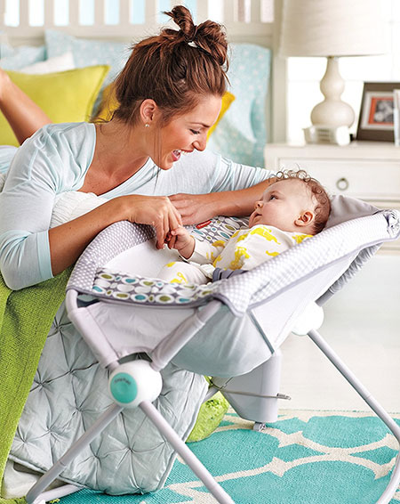 Fisher-Price-Newborn-Auto-Rock-'n-Play-Sleeper