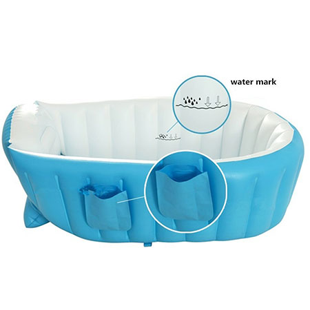 KF445-Large-Capacity-Baby-Inflatable-Bath-Tub