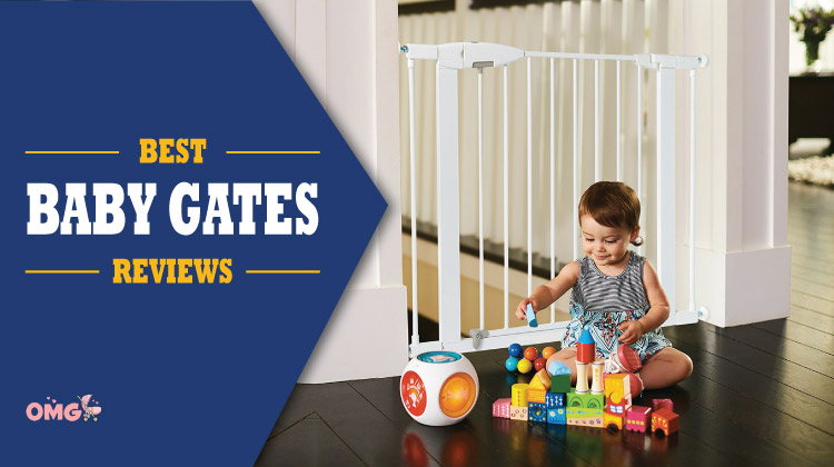 15 Best Baby Gates Reviews 2017