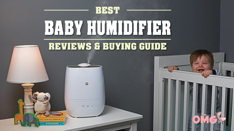 10 Best Baby Humidifier Reviews and Buying Guide