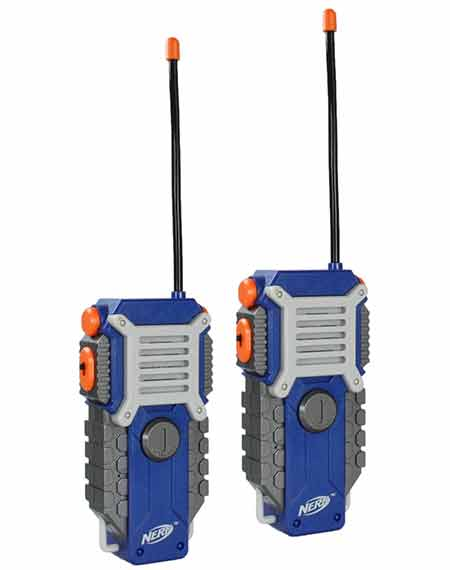 Nerf-Walkie-Talkies