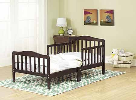 Orbelle-3-6T-Toddler-Bed,-Espresso