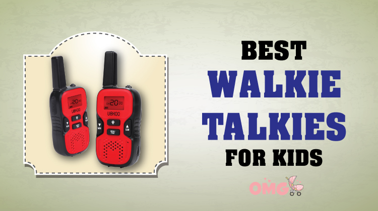 Best Walkie Talkies for Kids Reviews in 2018 With Buying Guide