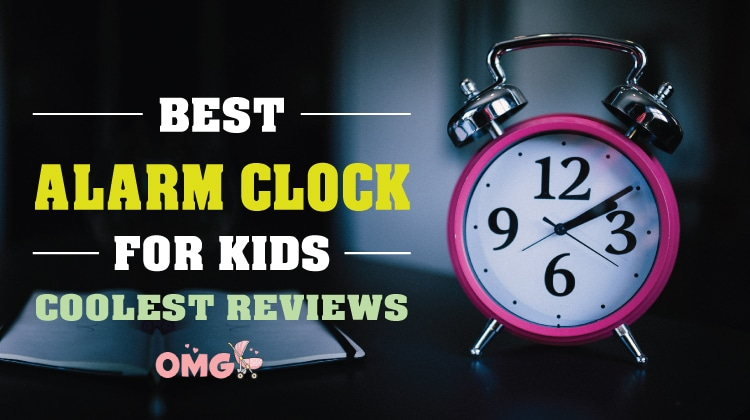 Best Alarm Clocks for Kids with Ultimate Buying Guide