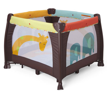 Delta Children 36 Inch by 36 inch Playard