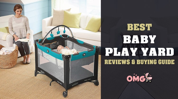 Best Baby Play Yard Reviews and Buying Guide 2018