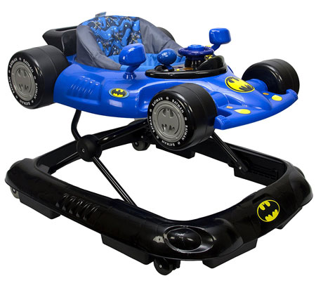WB KidsEmbrace Baby Batman Activity Walker