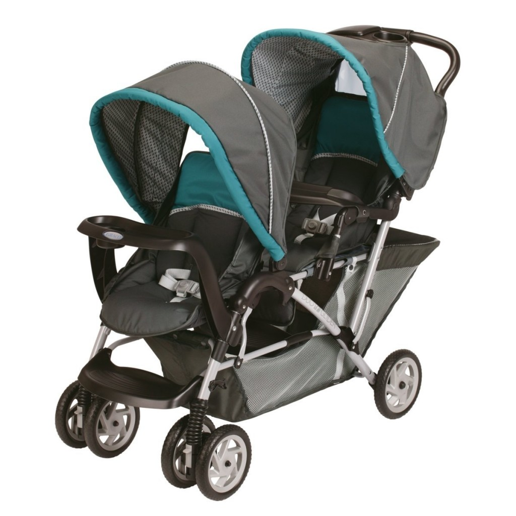 Graco DuoGlider Classic Connect Stroller Review | OMG Stroller
