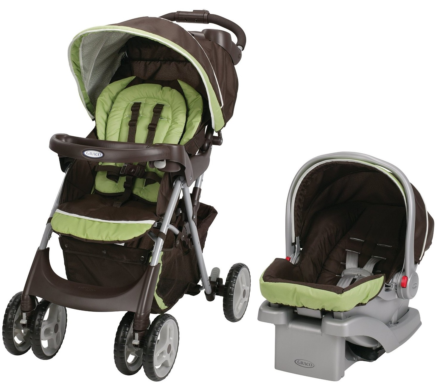 Graco Comfy Cruiser Click Connect Travel System Reviews