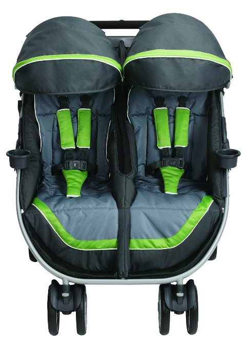 Graco Fastaction Fold Duo Click Connect Stroller Reviews ...