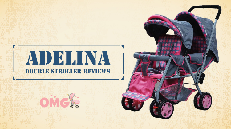 [Don't Buy] ADELINA Double Stroller, Before Reading This | OMG