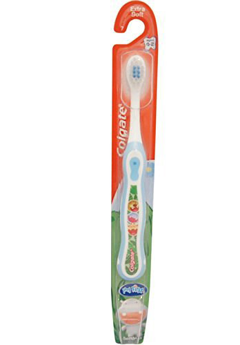 Colgate My First Baby and Toddler Toothbrush